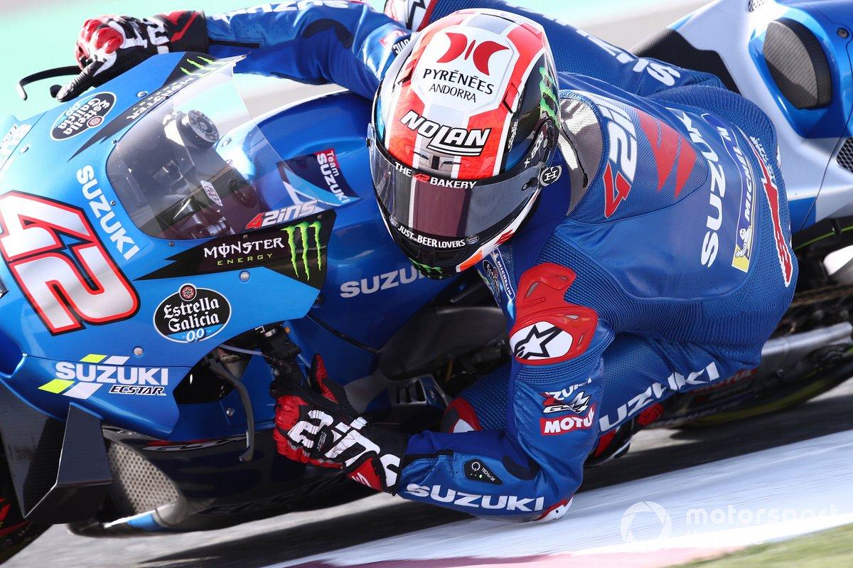 Alex Rins, Team Suzuki MotoGP Qatar