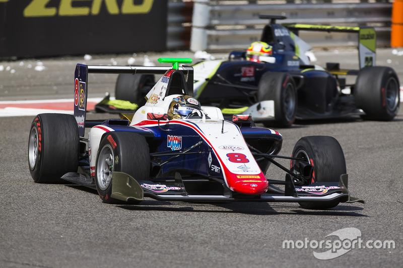 Sandy Stuvik, Trident y Alex Palou, Campos Racing