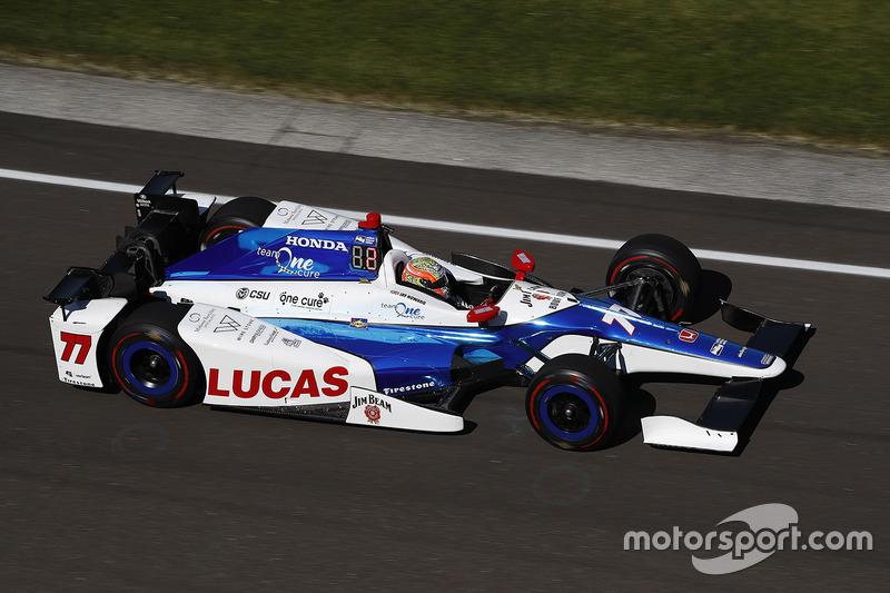 77. Джей Ховард, Schmidt Peterson Honda