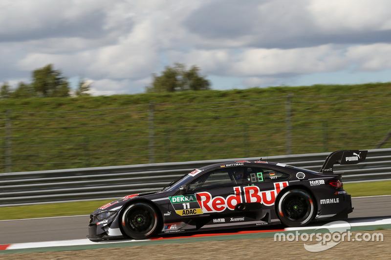 Марко Віттман, BMW Team RMG, BMW M4 DTM