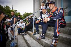 Thierry Neuville, Hyundai Motorsport, Sébastien Ogier, M-Sport