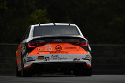 #75 Compass360 Racing Audi S3: Roy Block, Pierre Kleinubing