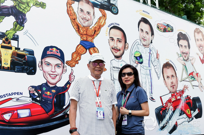 Colin Syn,Stellvertretender Geschäftsführer, Singapore GP PTE Ltd