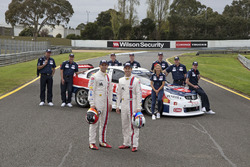 David Reynolds, Luke Youlden, Erebus Motorsport