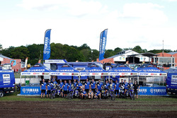 Yamaha Official Rally Team, Foto oficial