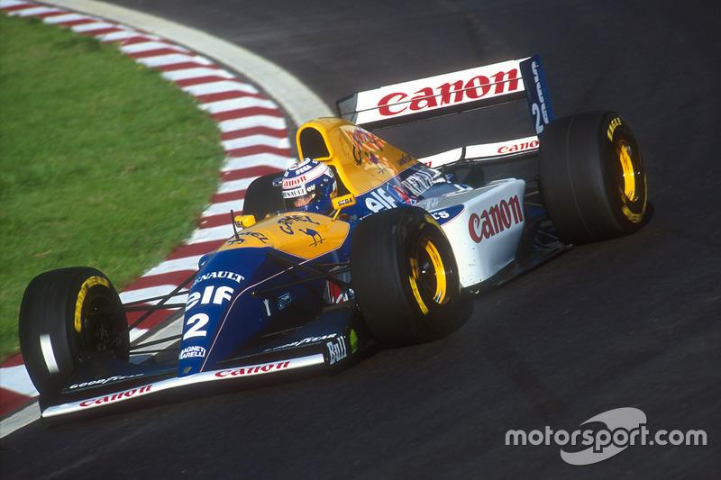 Williams FW15C Renault (1993)