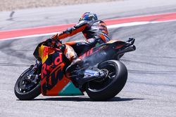 Pol Espargaro, Red Bull KTM Factory Racing, blown engine