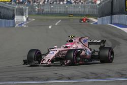 Эстебан Окон, Sahara Force India F1 VJM10