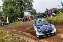 Отт Тянак,  Мартін Ярвеоя, M-Sport, Ford Fiesta WRC