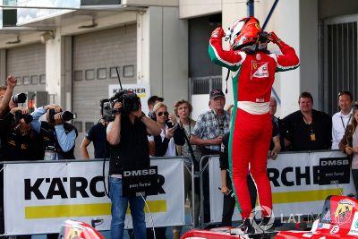 F4 Alemania: Nürburgring