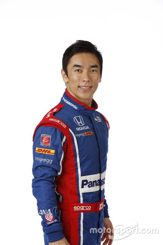 Takuma Sato, Andretti Autosport Honda