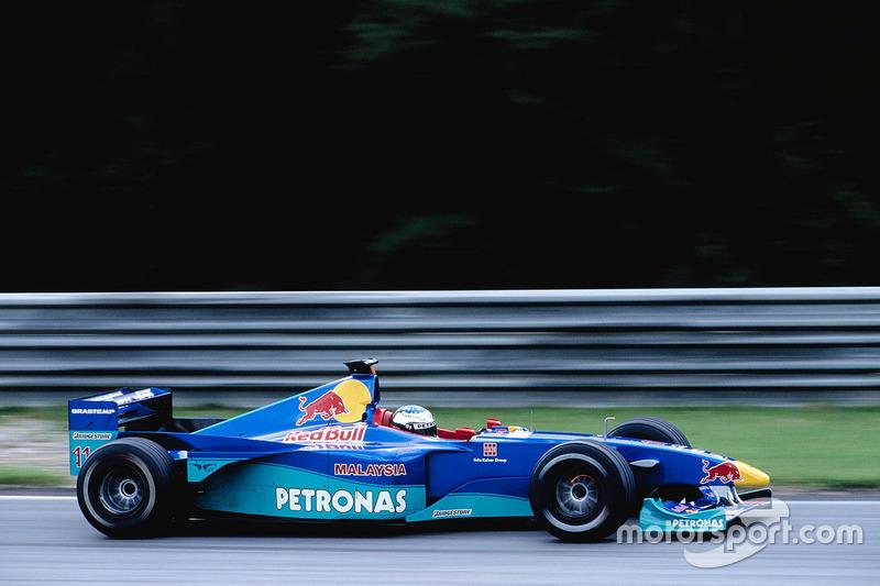 1999: Sauber-Petronas C18