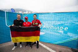 Maro Engel, Venturi, Nick Heidfeld, Mahindra Racing, Daniel Abt, ABT Schaeffler Audi Sport