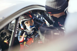 Sebastien Loeb ve Kenneth Hansen