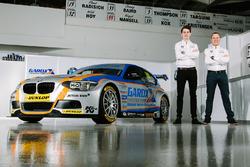 Роб Коллард і Сем Тордофф, West Surrey Racing BMW 125i Msport