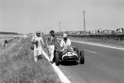 Maurice Trintignant, Cooper T51-Climax ve fotoğrafçı Bernard Cahier