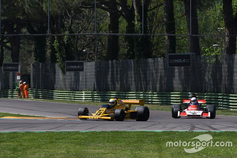 Monoposto storica di F1