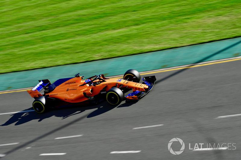 Australia: Fernando Alonso