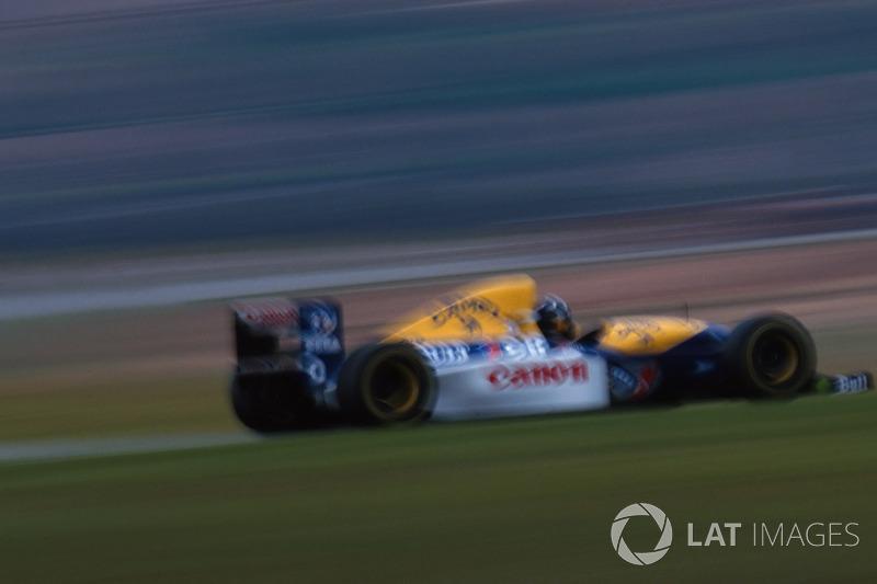 Damon Hill, Williams FW 15C