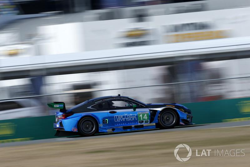 #14 3GT Racing Lexus RCF GT3, GTD: Домінік Бауманн, Кайл Марчеллі, Бруно Джункейра, Філіпп Фромменвілер