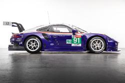 #91 Porsche GT Team Porsche 911 RSR con decoración especial