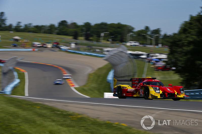 #52 AFS PR1 Mathiasen Motorsports Ligier LMP2, P: Sebastian Saavedra, Gustavo Yacaman
