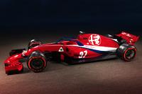 Sauber-Alfa Romeo livery concept