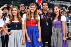Daniel Ricciardo, Red Bull Racing, en vrouwen