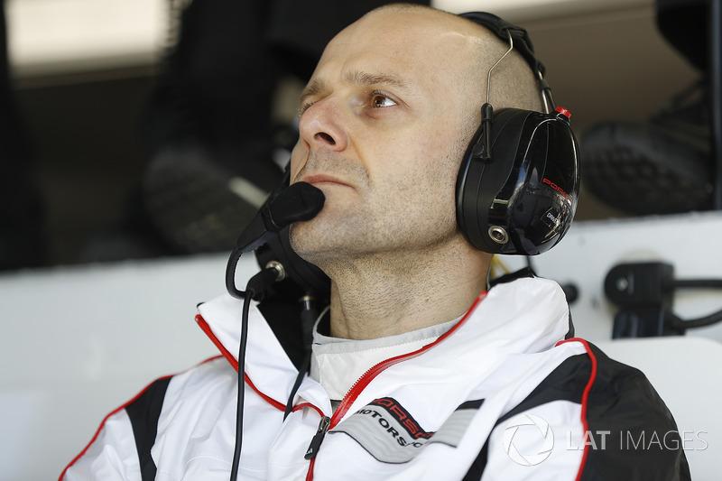 Gianmaria Bruni, Porsche GT Team, Porsche 911 RSR, GTE Pro