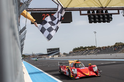 Race winner #24 Racing Engineering Oreca 07 - Gibson: Norman Nato, Olivier Pla, Paul Petit