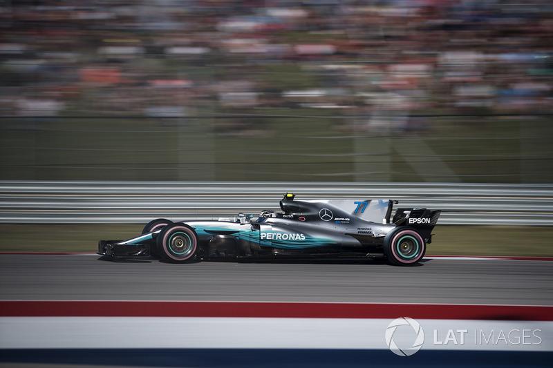 Companheiro de Hamilton na Mercedes,  Valtteri Bottas tem como melhor resultado no México o terceiro lugar em 2015.