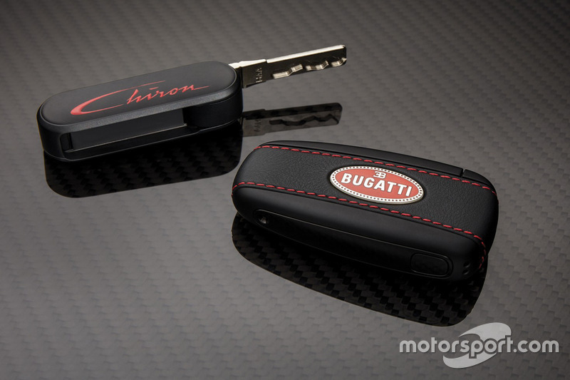 Bugatti Chiron Sport onthulling