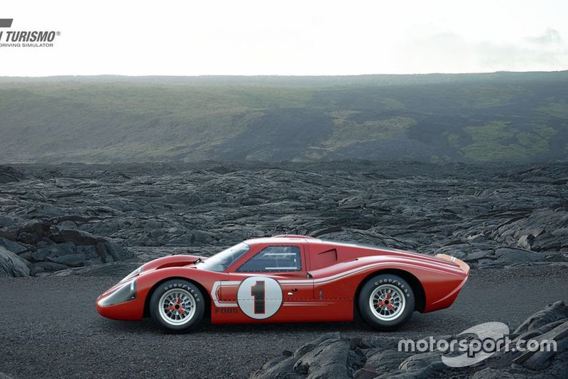 Ford Mark IV Race Car '67 (Gr.X)