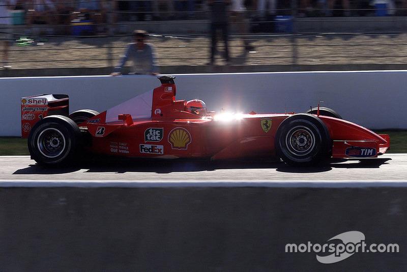 Гран Прі Франції 2001