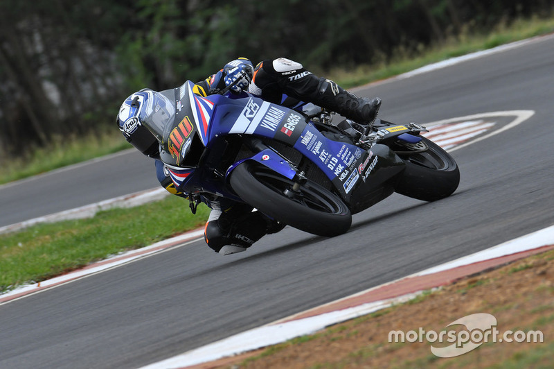 Anupab Sarmoon, Yamaha Thailand Racing Team