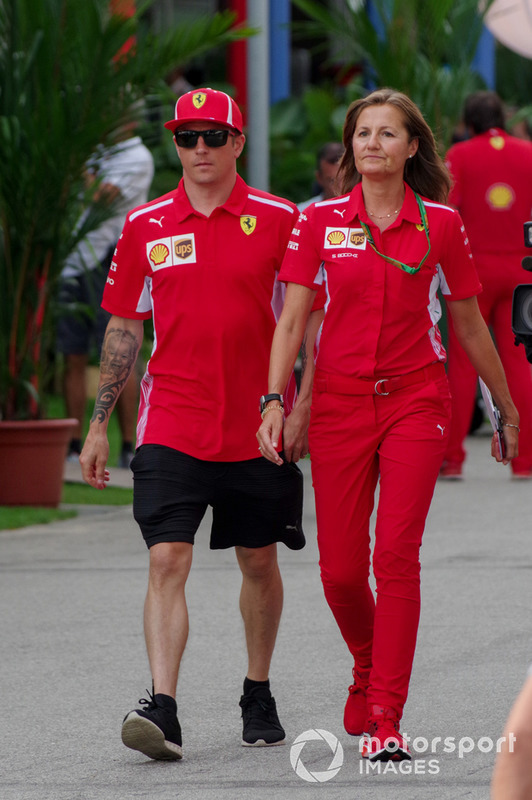 Szingapúri Nagydíj - F1 2018