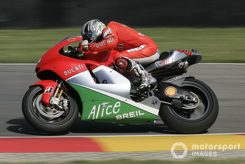 Ducati - Loris Capirossi - MotoGP Italia 2006