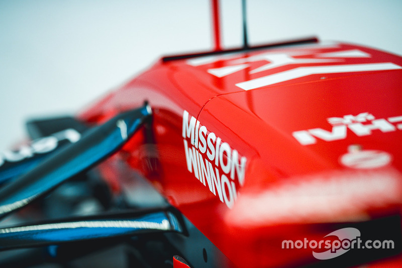 Ferrari Mission Winnow livery