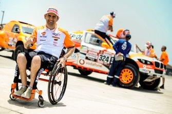 #324 Repsol Rally Team: Isidre Esteve, Txema Villalobos