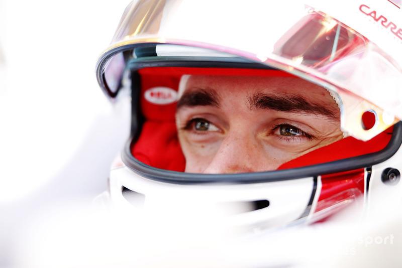 6. Charles Leclerc (Sauber)