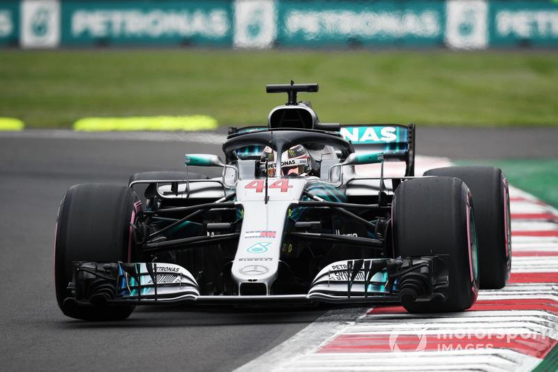3: Льюіс Хемілтон, Mercedes AMG F1 W09, 1'14.894