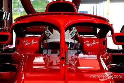 Ferrari Private Testing