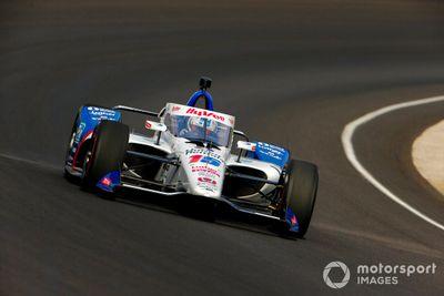 IndyCar - Testy kwietniowe