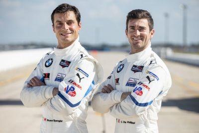 Annuncio piloti BMW