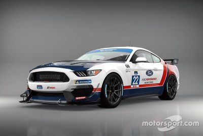 Multimatic Motorsports livery unveil