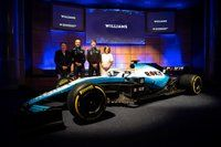 Peluncuran livery Williams
