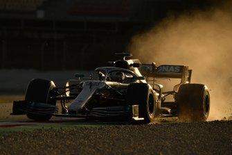 Lewis Hamilton, Mercedes-AMG F1 W10 EQ Power+, sort large