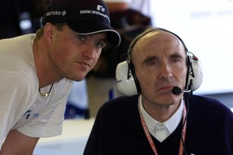 Ральф Шумахер, BMW Williams, сэр Фрэнк Уильямс, Williams Managing Director