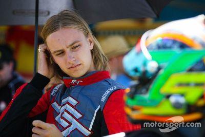 Brad Jones Racing pilot açıklaması
