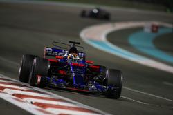 Brendon Hartley, Toro Rosso STR12